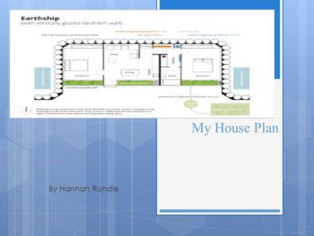 My My House Plan My House Plan By Hannah Rundle. Rooms My door faces the north. One bedroom is on east and the other bedroom is on the west. My bathroom,