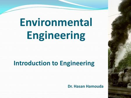 Solving Environmental Problems