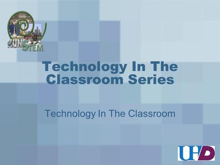 Technology In The Classroom Series Technology In The Classroom.