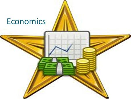 Economics. the branch of social science that deals with the production and distribution and consumption of goods and services and their management. The.