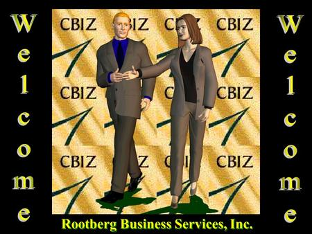 Rootberg Business Services, Inc. Small Firm Setting? Large Firm Leverage? You No Longer Have to Choose…