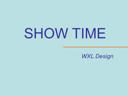 SHOW TIME WXL Design. Unit 4 Unforgettable experiences THE RESCUE danger Someone will be rescued.