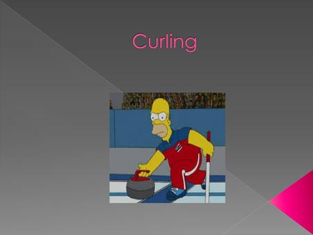The curling or curling hispanicized is a precision sport and team, with some similarity to the English bowling and bocce, as practiced in an ice rink.