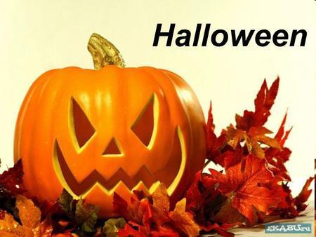 Halloween. It is an annual holiday celebrated on 31th of October, which generally includes activities such as trick-or-treating, attending costume parties,