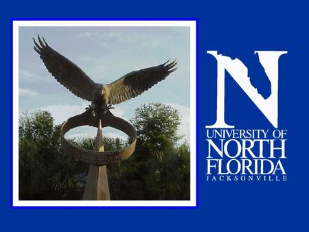 UNF E&G and Phased Retired Faculty: Fall Terms.