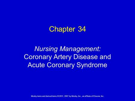 chapter 33 nursing management hypertension Lewis: medical-surgical nursing, 8th edition chapter 33: nursing management:  hypertension 1 which action will the nurse in the hypertension clinic take in.