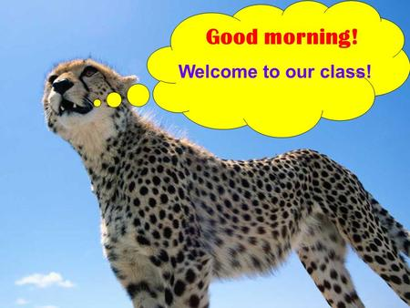 Good morning! Welcome to our class!. LESSON STRUCTURE 1. Warm up 3. Explaining new words 4. Explaining elicit structure 5. Writing – Task 1 6. Writing.