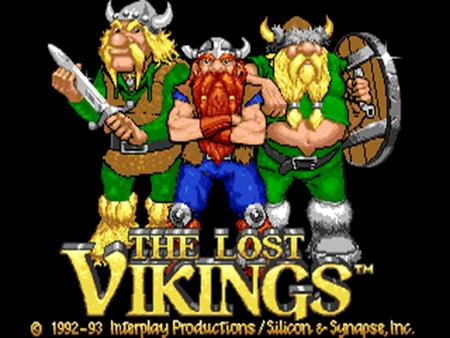 Story Basic Info Title: The Lost Vikings Author: Silicon and Synapse (now blizzard) Produced By: Interplay Price: About $50 Genre: Puzzle/Adventure/Action/Platform.