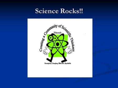 Science Rocks!!. Setting up a Science Journal Name on Front/Inside Front & Back/Spine Name on Front/Inside Front & Back/Spine Number pages to 160 (odd.