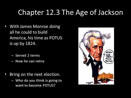 andrew jackson served two terms as Andrew jackson has experienced a resurgence of interest because of president   praised his predecessor in the white house, who served from 1829 to 1837   interestingthe last time a democrat succeeded a two-term.