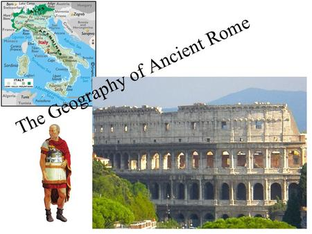 an introduction to the history and geography of rome Middle school geography begins with an overview of geography and introduction to geography this unit covers geography, and people, the history of its.