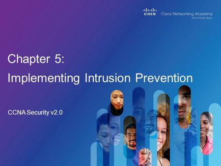 Chapter 5: Implementing Intrusion Prevention