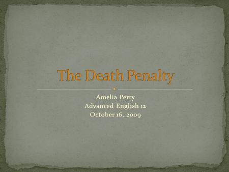 a review of the laws and history of capital punishment in united states Death penalty timeline timeline provided by signs the anti-terrorism and effective death penalty act, which restricts review of death-penalty cases in federal courts 1999 pope john paul ii in january visits st louis, mo, and calls for an end to capital punishment in the united states.