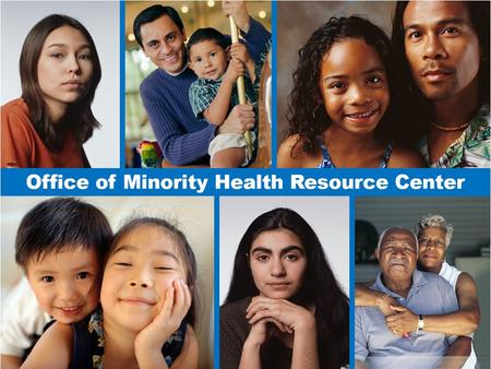 Cover page. HHS Office of Minority Health Resource Center Information Resources for American Indian/Alaska Native Populations Faye Williams, Knowledge.