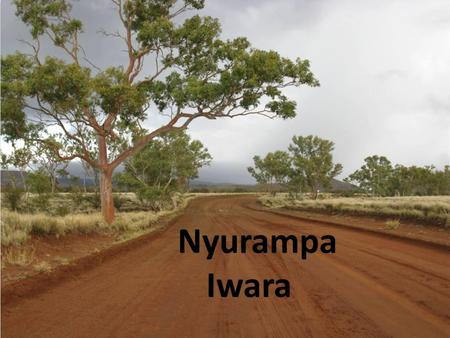 Nyurampa Iwara. Project Objectives  Form Partnership and collaboration through direct engagement with APY Board, Traditional Owners and Community Leaders.