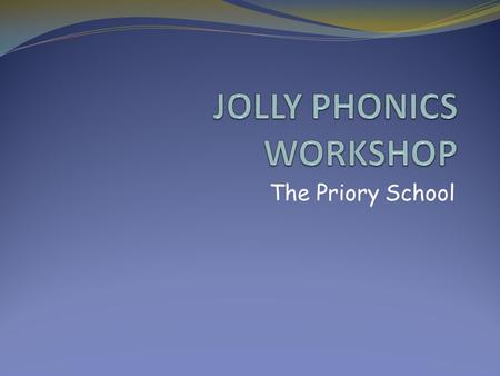 The Priory School. The five basic skills for reading and writing are: 1. Learning the letter sounds 2. Learning letter formation 3. Blending 4. Identifying.