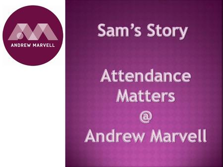 Sam has just started Year 11. His attendance rate is always around 90%. He thinks this is pretty good! So, what does an attendance rate of 90% look like?