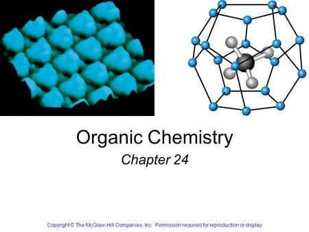 Organic Chemistry Chapter 24