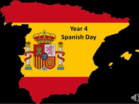 Year 4 Spanish Day Where is Spain in Europe? We looked closely at a map of Spain and found out that it has a large coastline, with beautiful beaches.