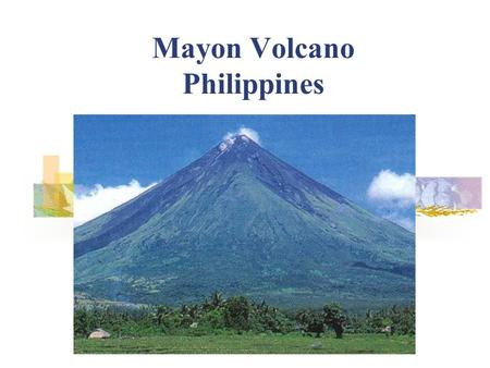 Mayon Volcano Philippines Mayon has the classic conical shape of a stratovolcano. It is the most active volcano in the Philippines. Since 1616, Mayon.