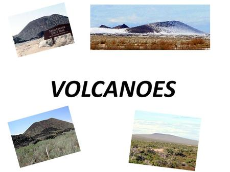 VOLCANOES. What is a volcano? Areas of earth's surface through which magma and volcanic gases pass Magma flows from volcanoes transfer heat and thermal.