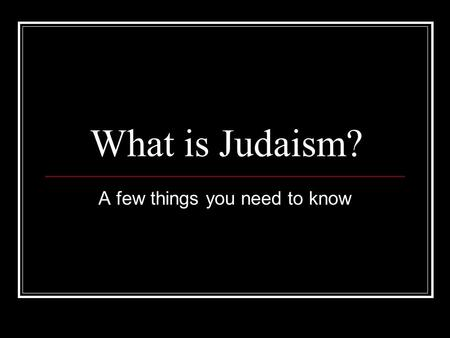 What is Judaism? A few things you need to know Holidays Why do Jewish holidays keep changing dates? The Jewish calendar The Chinese calendar works the.