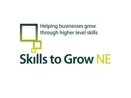 Marketing the HLS Offer in a changing environment Shona Paul Katherine Forbes Higher Level Skills and Brokerage Universities for the North East www.skillstogrowNE.co.uk.