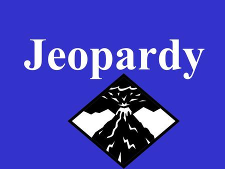 Jeopardy. To change so as to fit a new situation $100 What is to adapt?