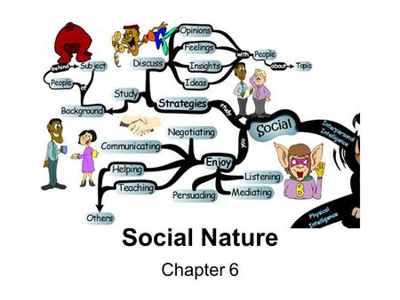 Social Nature Chapter 6.