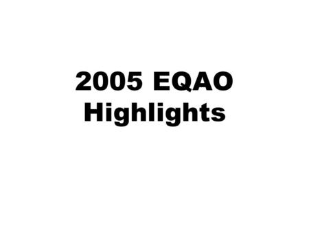 2005 EQAO Highlights. LDSB Participation Rate Gr. 3 Contextual Information.