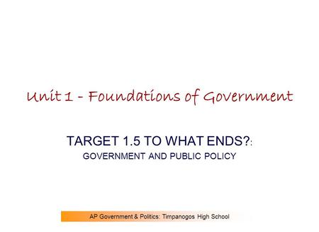 ap unit 1 2 foundations Vocabulary for unit 1: part 2: foundations of government find, create, and access economics, flashcards with course hero.