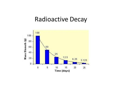 radioactive dating sample problems Science 8: the deep time diaries name_____ date_____per_____ radiometric dating lab by vicky jordan problem: how long will it take for 100 atoms of the radioactive parent carbon-14 to completely decay.