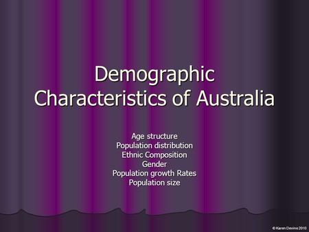 demographic structure of my neighbourhood essay