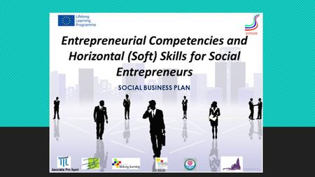SOCIAL BUSINESS PLAN. SOCIAL BUSINESS  Social enterprise is a business that trades for a social purpose. The social aims of the business are of equal.
