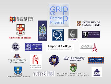 GridPP Collaboration meeting Manchester 9/10 May 2002 P.Clarke Resource Management: Instruments and Procedures Testbed Rollout: Development of Plan Education.