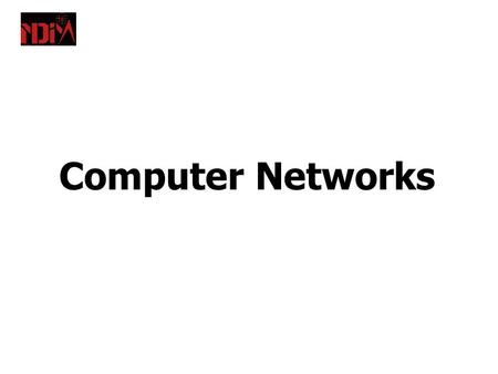 Computer Networks. A computer network is defined as the interconnection of 2 or more independent computers or/and peripherals. Computer Network.