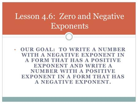 how do you write an expression in exponential form