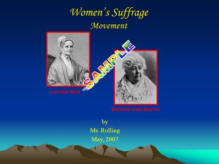 political romantics of elizabeth cady stanton essay The manuscript of an address elizabeth cady stanton delivered after the conventions of 1848 was handed down to the selected papers of elizabeth cady stanton and susan b anthony [new brunswick, nj much although it is said that woman there has ever had great influence in all political.