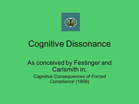 festinger and carlsmith 1959 pdf
