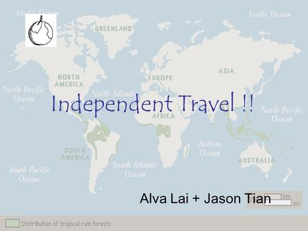 Independent Travel !! Alva Lai + Jason Tian. OUTLINE Plane Ticket Accommodation Cards will save you more!! Other Styles of Traveling.