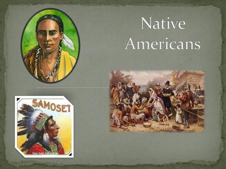 When the pilgrims arrived in the land of Massachusetts Two indians from the Wampanoag tribe arrived in the spring to help the pilgrims. Squanto and Samoset.