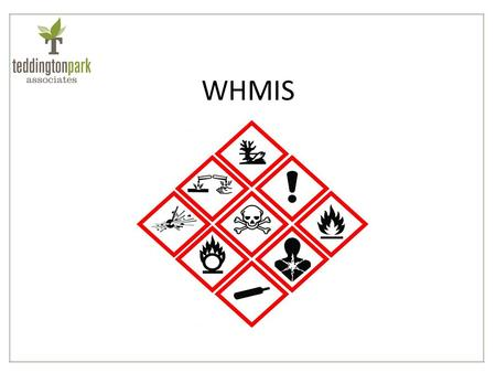 WHMIS. The Workplace Hazardous Materials Information System (WHMIS) is Canada's national hazard communication standard. Health Canada is the government.