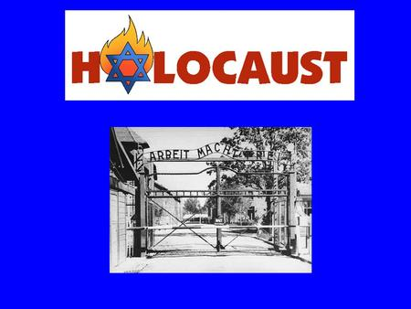 an analysis of the holocaust and the destruction of the european jews Worksheet to accompany the documentary annihilation the destruction of european jews episode 2 the trap the documentary covers the growing tide of anti-semitism in.