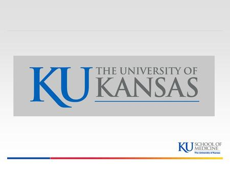 100 Educating Kansas' Healthcare Workers for over KUMC Faculty Years.