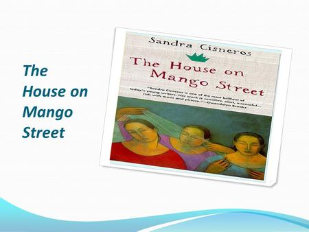 The House on Mango Street. What is a Vignette? A short, well written sketch or descriptive scene. It does not have a plot which would make it a short.
