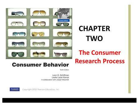 The Consumer Research Process CHAPTER TWO Copyright 2010 Pearson Education, Inc.
