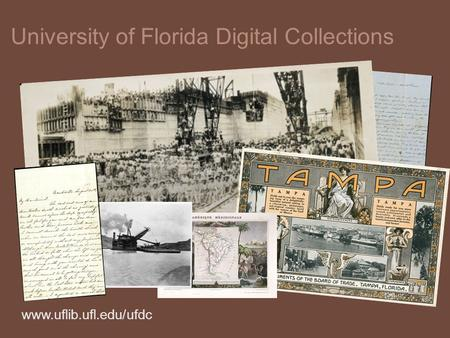 Www.uflib.ufl.edu/ufdc University of Florida Digital Collections.