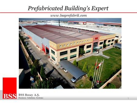 Prefabricated Building's Expert