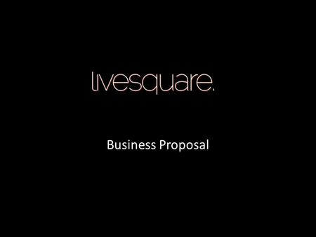 Business Proposal. We quickly respond to our client's customers and handle several chats at once using our advance software.