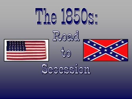 "Problems with Sectionalism  CA status  S. ""Fire-Eaters""  Underground RR & Fugitive Slaves  Personal liberty laws  Prigg v. Pennsylvania (1842) "
